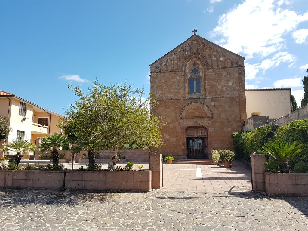 Chiesa Madonna di Valverde Iglesias