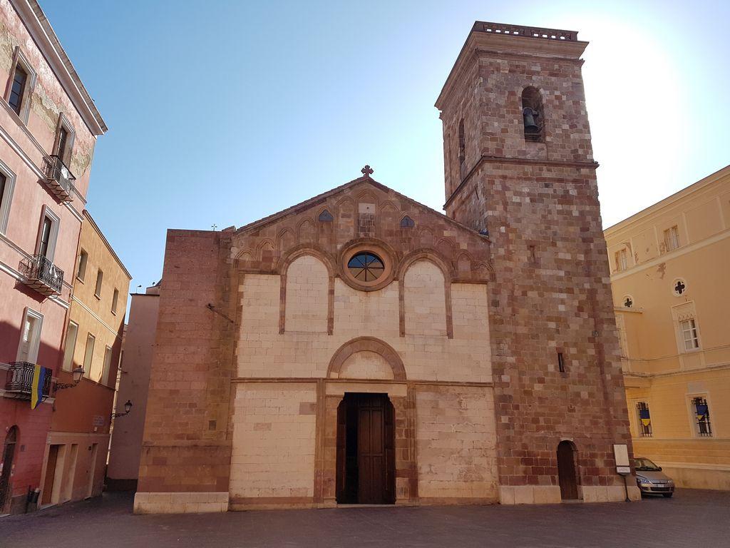 Cattedrale Santa Chiara Iglesias