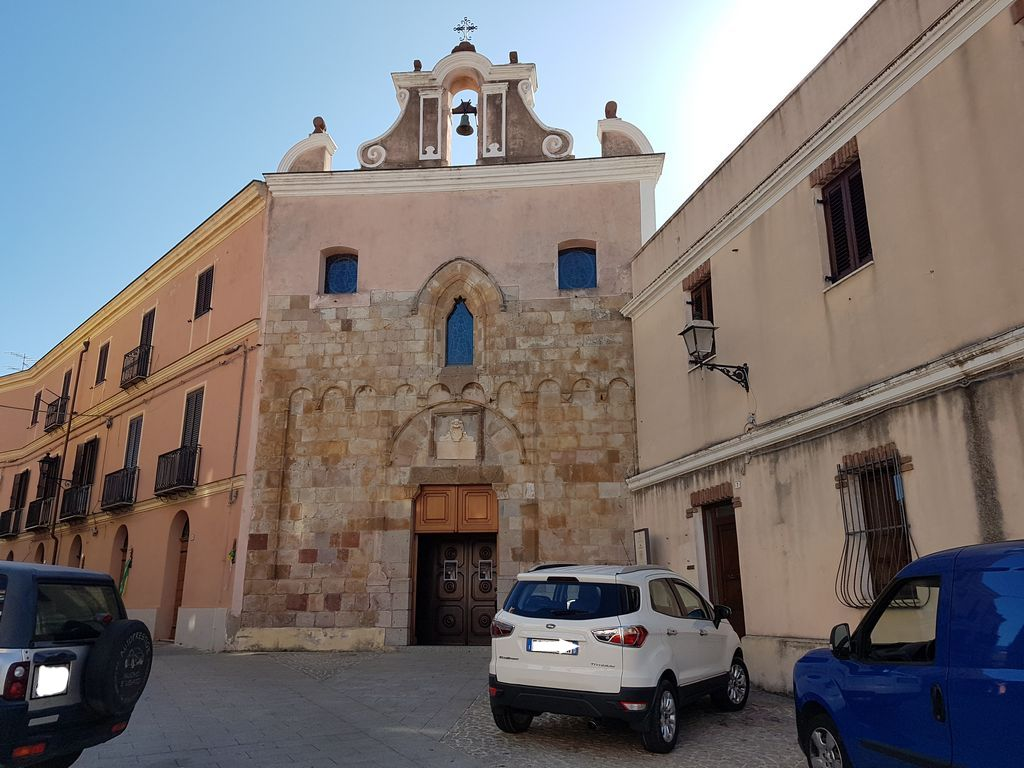 Chiesa Madonna delle Grazie Iglesias