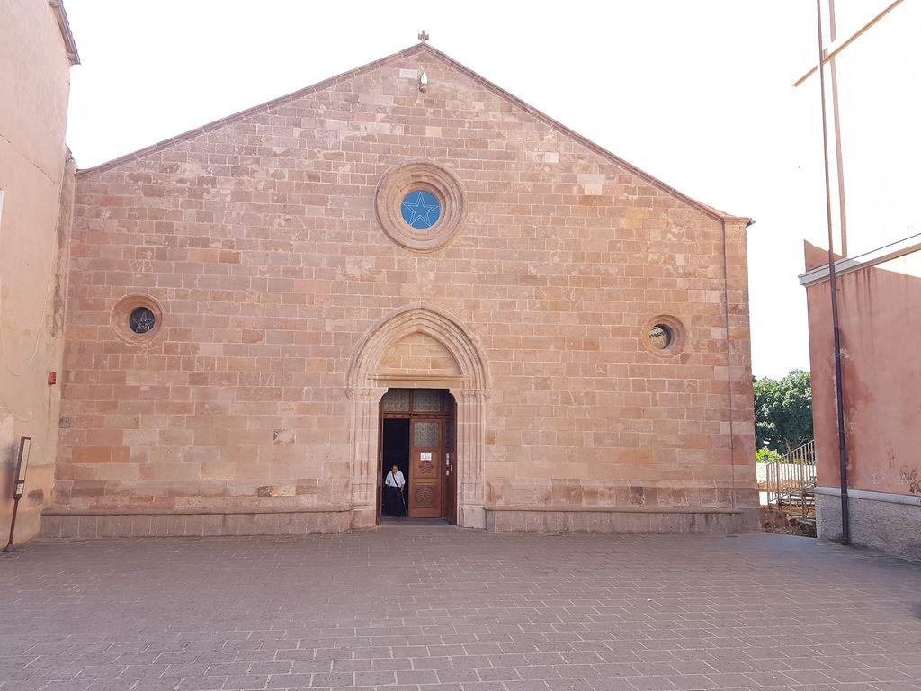 Chiesa di San Francesco Iglesias