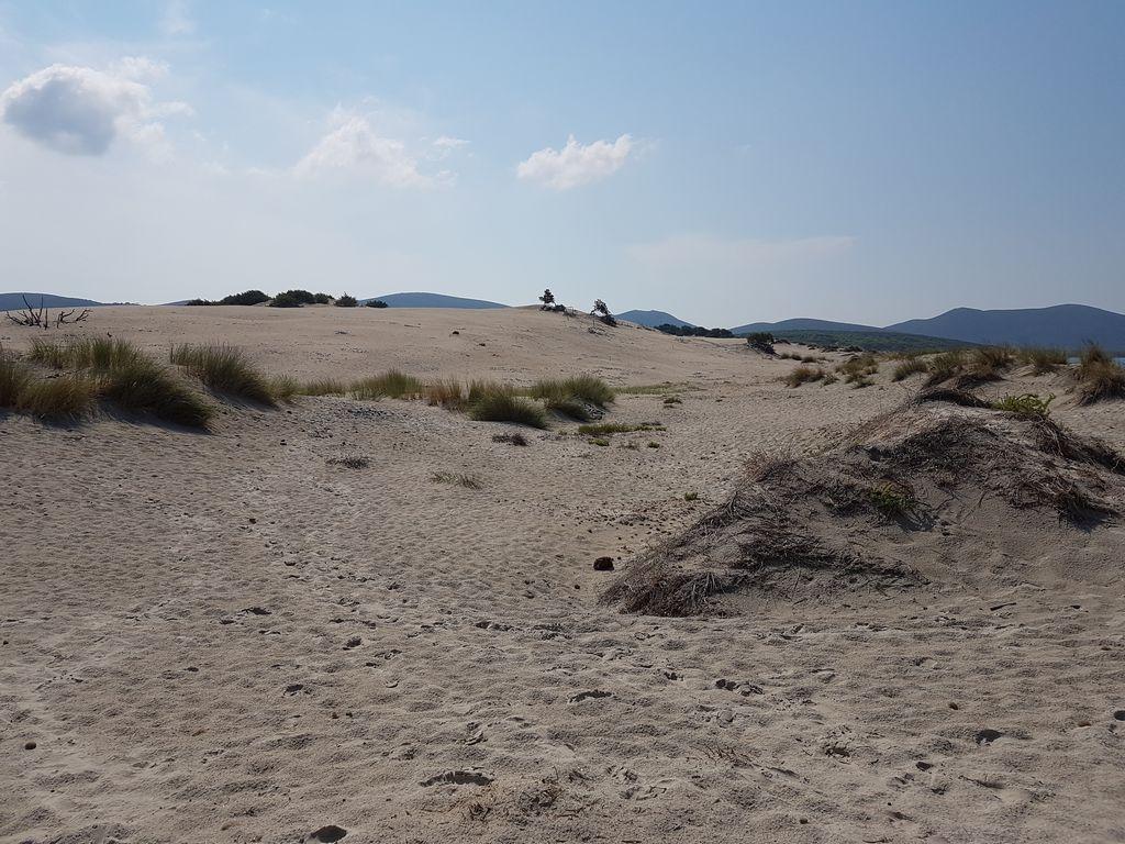 Dune Is Arenas Biancas Teulada