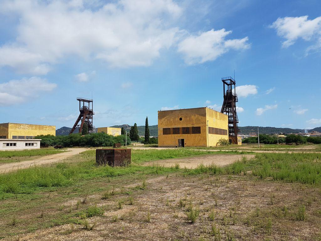 Grande Miniera di Serbariu Carbonia