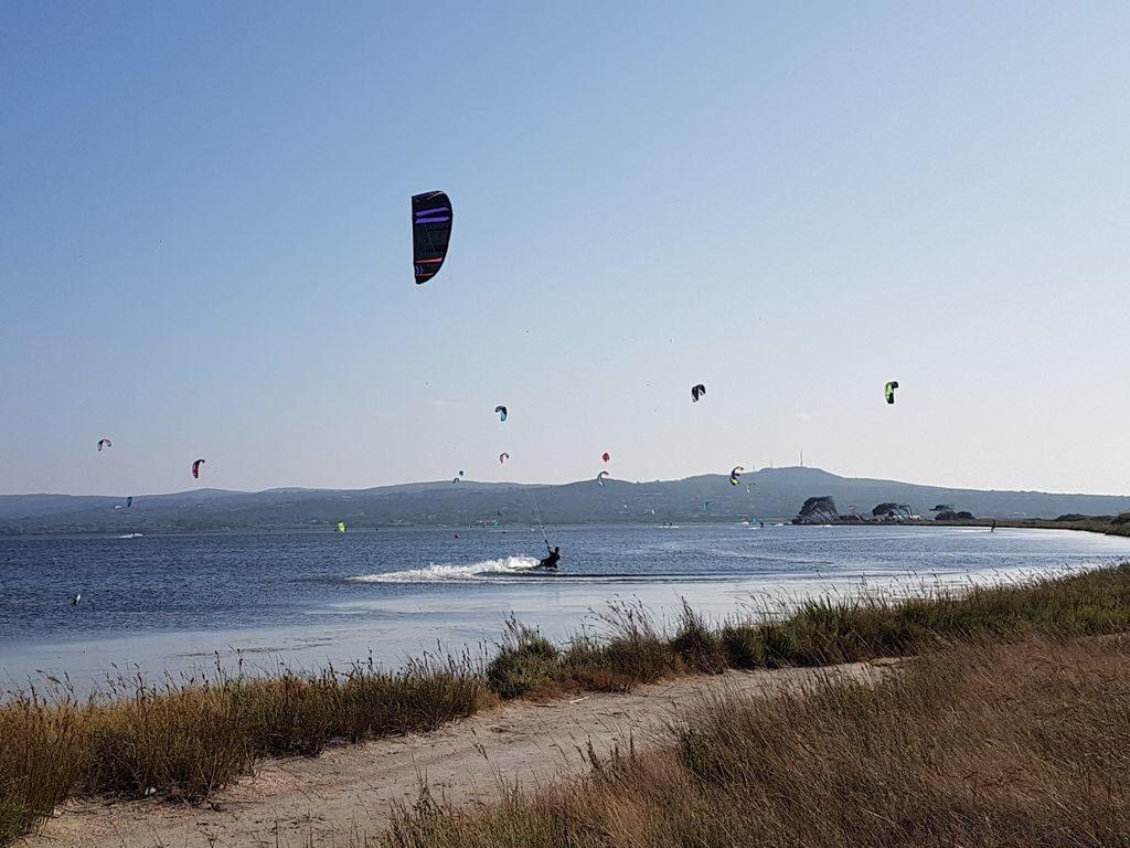 Kitesurf e windsurf