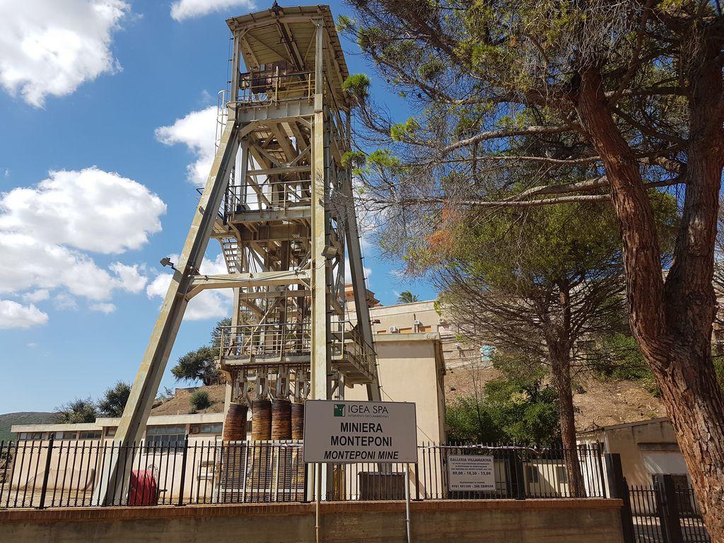 Miniera di Monteponi Iglesias