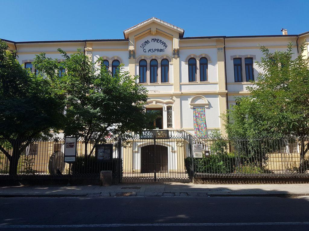 Museo D'Arte Mineraria Iglesias
