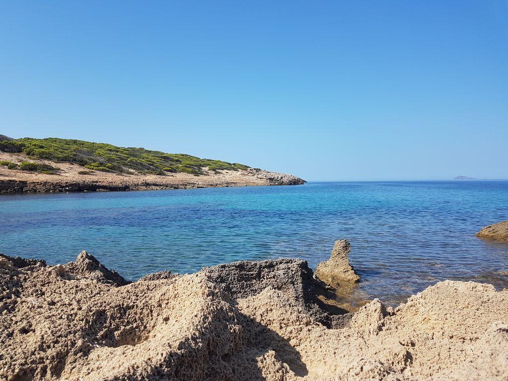 Spiaggia di Porto Pineddu Sant'Anna Arresi