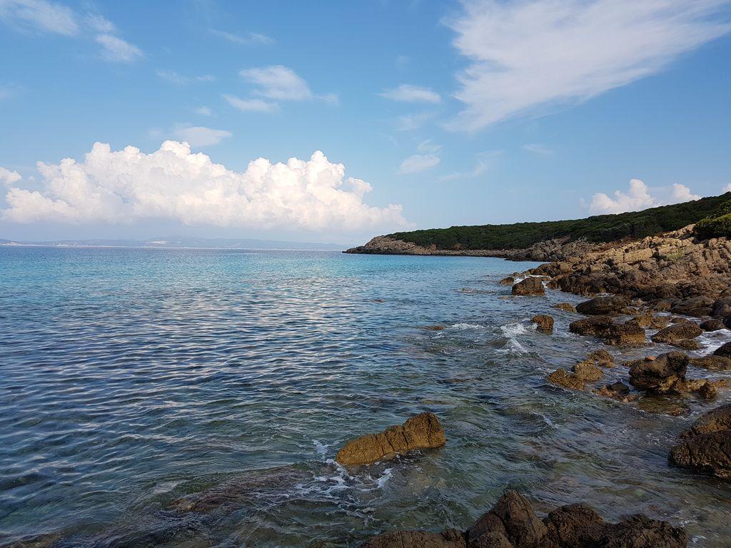 Su portu de Su Trigu Sant'Anna Arresi