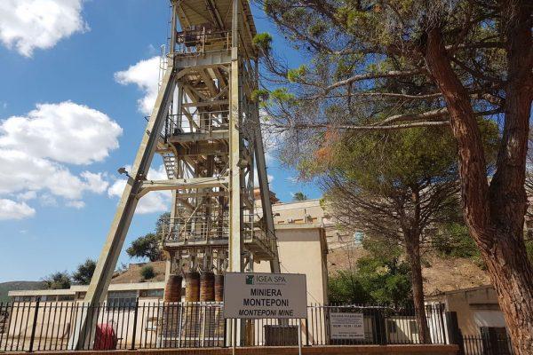 Miniera Monteponi Iglesias