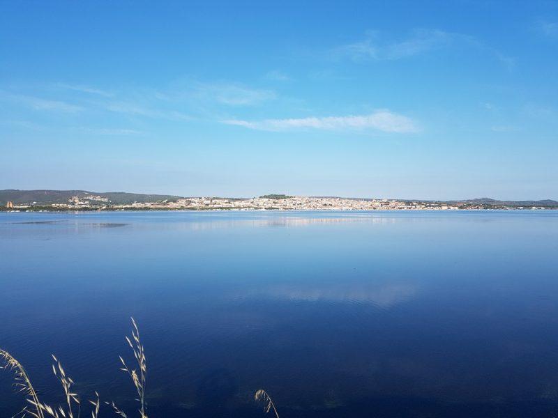 Sant'Antioco - Laguna di Santa Caterina
