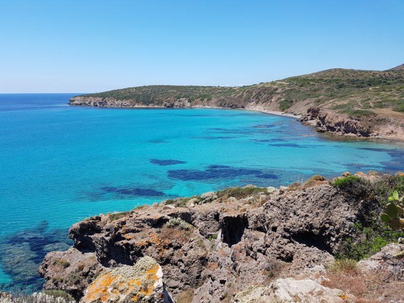 Sant'Antioco spiaggia di Turri